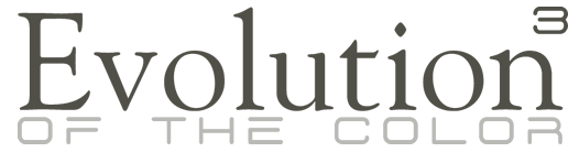 Evolution of Color Logo